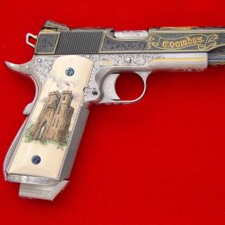 Colt M1911 - Obrázkek zdarma pro 2048x2048