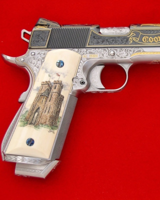 Colt M1911 - Obrázkek zdarma pro Nokia Asha 502