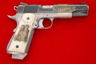 Colt M1911 - Obrázkek zdarma pro 720x320