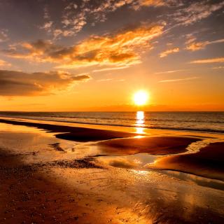 Ocean Beach - Obrázkek zdarma pro iPad Air
