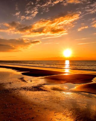 Ocean Beach - Obrázkek zdarma pro Nokia 5233
