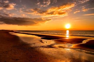 Ocean Beach - Obrázkek zdarma pro Android 1080x960