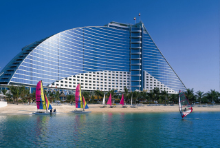 Jumeirah Beach Dubai Hotel Picture for Android, iPhone and iPad