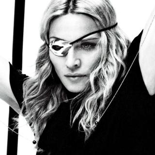 Madonna - Obrázkek zdarma pro 1024x1024