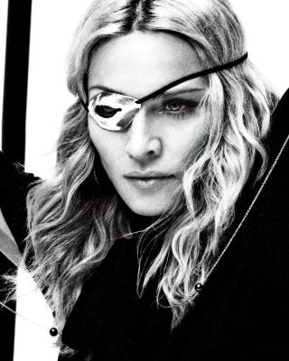 Madonna - Obrázkek zdarma pro Nokia C3-01 Gold Edition