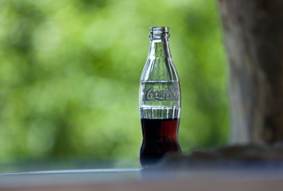 Coca-Cola Bottle Wallpaper for Android, iPhone and iPad