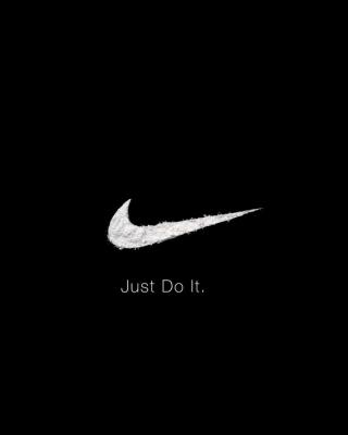 Nike Logo HD - Obrázkek zdarma pro 240x400