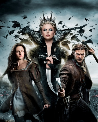 2012 Snow White And The Huntsman - Obrázkek zdarma pro iPhone 6 Plus