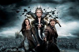 2012 Snow White And The Huntsman - Obrázkek zdarma pro Samsung Galaxy Note 4