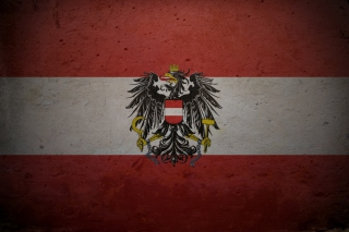 Austrian Flag Wallpaper for Android, iPhone and iPad
