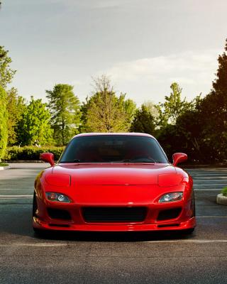 Mazda Rx7 - Obrázkek zdarma pro iPhone 5C