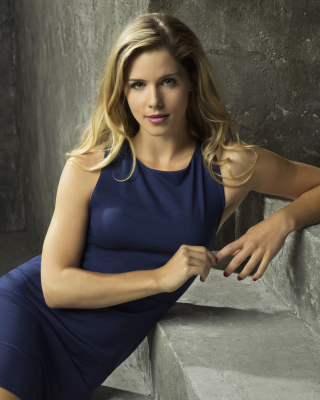 Emily Bett Rickards as Felicity Smoak in TV series Arrow - Obrázkek zdarma pro 480x640