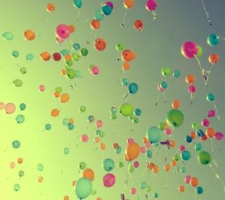 Balloons - Obrázkek zdarma pro iPad Air