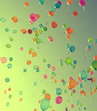 Balloons - Obrázkek zdarma pro Nokia Asha 300