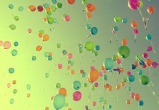 Balloons - Obrázkek zdarma pro Sony Tablet S