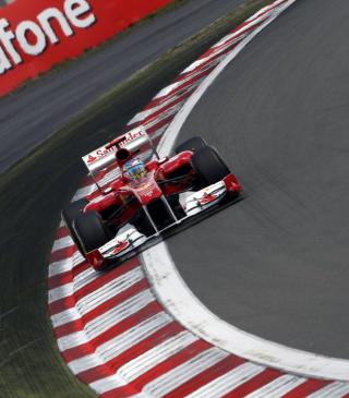 Hungarian F1 Grand Prix - Obrázkek zdarma pro 132x176