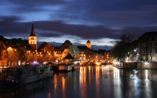 True Colors Of Strasbourg Wallpaper for Android, iPhone and iPad