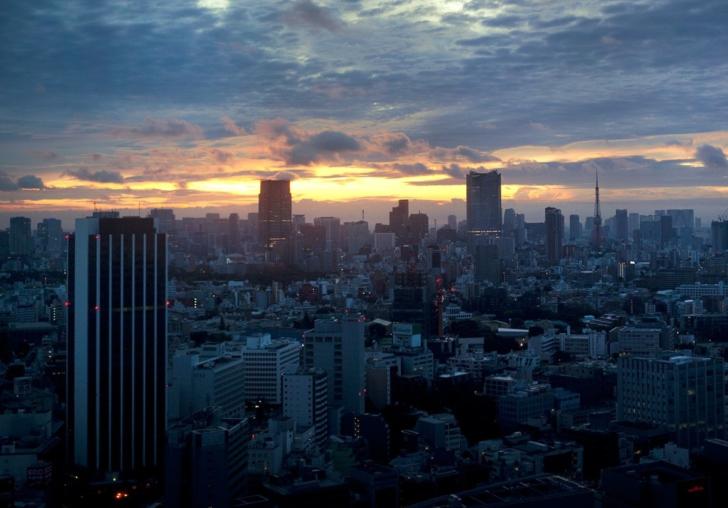 Tokyo Sky wallpaper