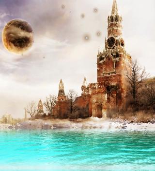 Moscow Art - Obrázkek zdarma pro iPad mini 2