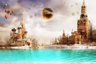 Moscow Art - Obrázkek zdarma pro Samsung Galaxy Note 8.0 N5100