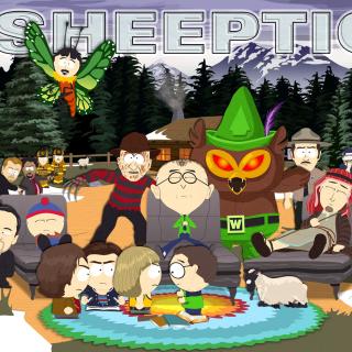 South Park 14 Season - Obrázkek zdarma pro iPad 3
