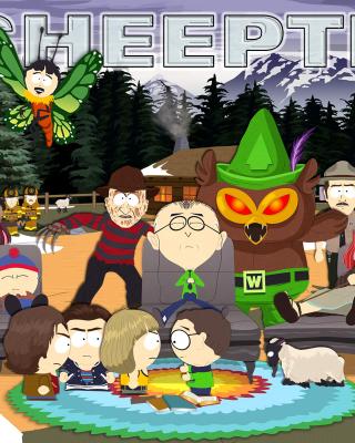 South Park 14 Season - Obrázkek zdarma pro Nokia 206 Asha