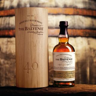 Balvenie Scotch Whiskey - Obrázkek zdarma pro 208x208