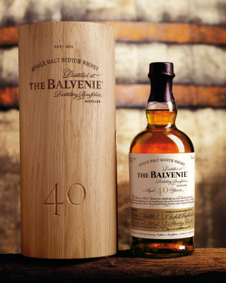 Balvenie Scotch Whiskey - Obrázkek zdarma pro Nokia Asha 311