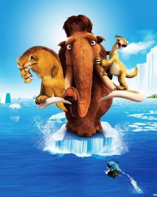 Ice Age 2 - Obrázkek zdarma pro Nokia Asha 306