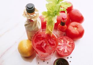 Spicy Tomato Sauce - Tabasco - Obrázkek zdarma pro 480x400