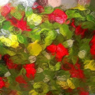 Bright glass relief - Obrázkek zdarma pro 320x320