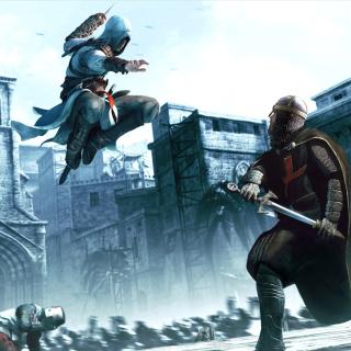 Assassins Creed - Obrázkek zdarma pro iPad Air