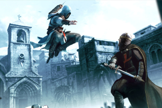 Assassins Creed - Obrázkek zdarma pro Nokia C3