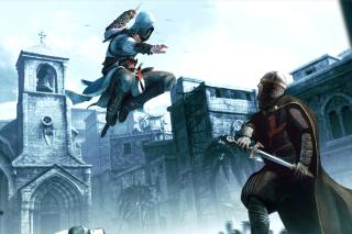 Assassins Creed - Obrázkek zdarma pro HTC One