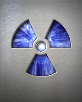 Radioactive - Obrázkek zdarma pro 320x480
