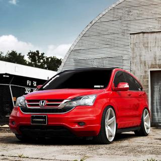 Honda CRV Vossen Wheels - Obrázkek zdarma pro iPad