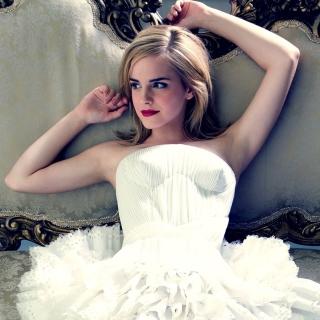 Emma Watson - Obrázkek zdarma pro 208x208