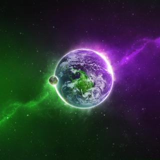 Space NASA Photo - Obrázkek zdarma pro iPad Air