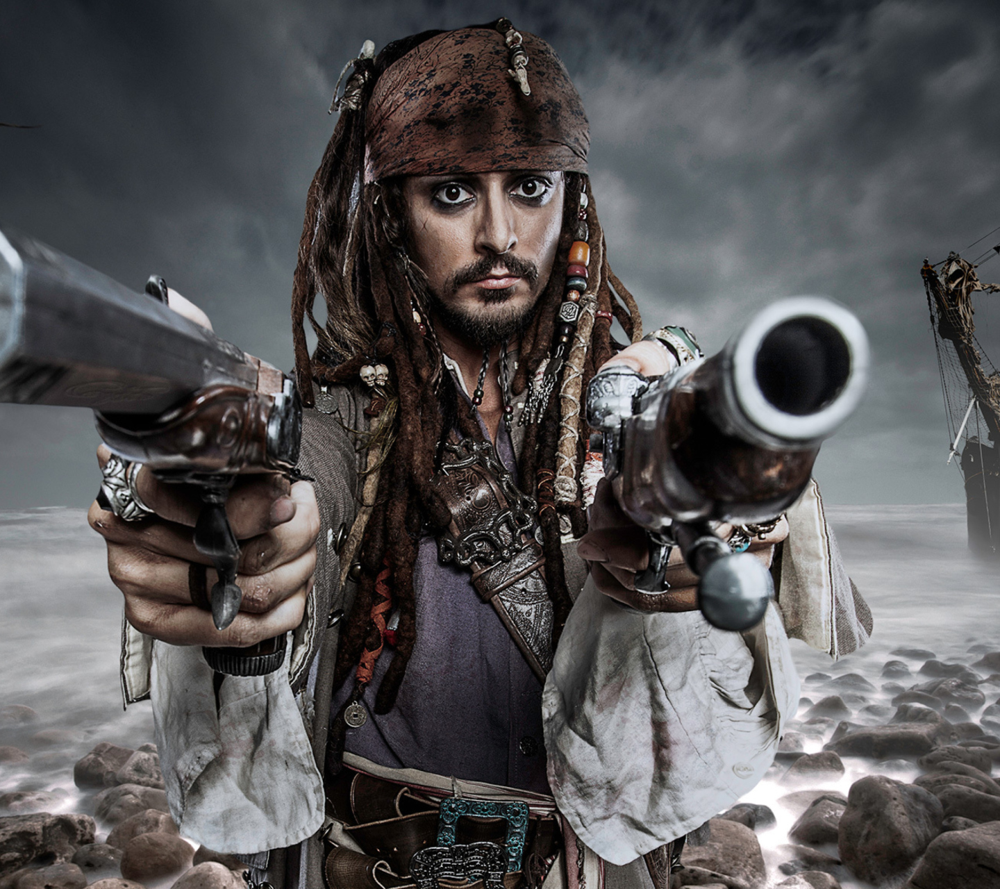 pirates of the caribbean wallpaper 720x1280