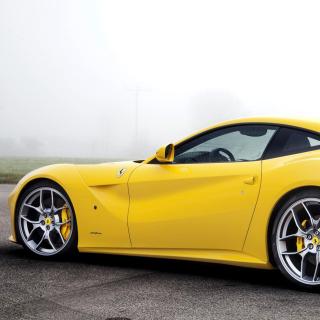 Ferrari F12 Berlinetta - Obrázkek zdarma pro 2048x2048