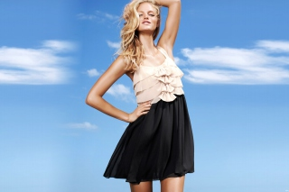 Erin Heatherton Fashion Model Picture for Android, iPhone and iPad