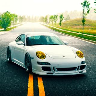 Porsche 911 GT3 Supercar - Obrázkek zdarma pro 2048x2048