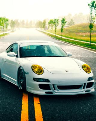 Porsche 911 GT3 Supercar - Obrázkek zdarma pro iPhone 5