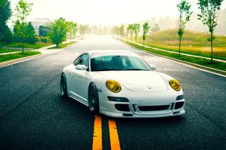 Porsche 911 GT3 Supercar - Obrázkek zdarma pro Samsung Galaxy Tab 4G LTE