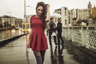 Denise Capezza - Obrázkek zdarma pro HTC Desire HD