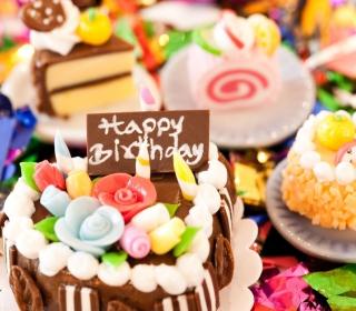 Happy Birthday - Obrázkek zdarma pro 320x320