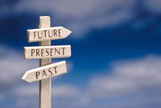 Future Present Past - Obrázkek zdarma pro LG P700 Optimus L7