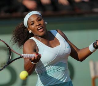 Serena Williams - Obrázkek zdarma pro iPad