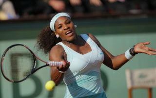 Serena Williams - Obrázkek zdarma pro Samsung Galaxy S II 4G