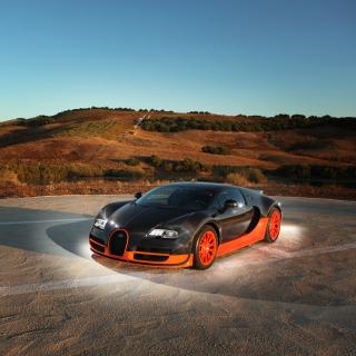 Bugatti Veyron, 16 4, Super Sport - Obrázkek zdarma pro iPad mini 2
